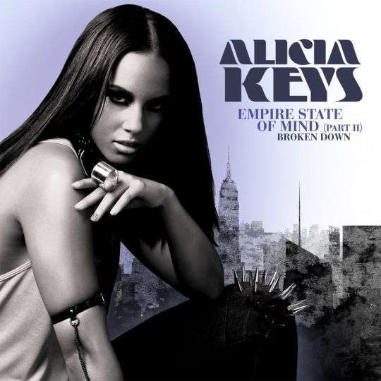 Coverafbeelding Empire State Of Mind (Part Ii) Broken Down - Alicia Keys