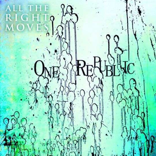 Coverafbeelding OneRepublic - All the right moves