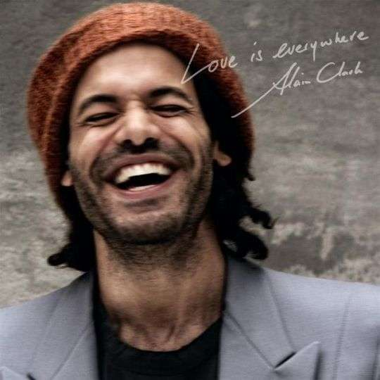 Coverafbeelding Love Is Everywhere - Alain Clark
