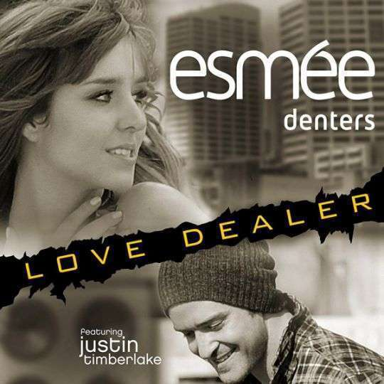 Coverafbeelding Love Dealer - Esm�e Denters Featuring Justin Timberlake