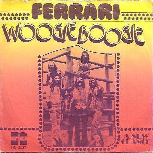 Coverafbeelding Woogie Boogie - Ferrari