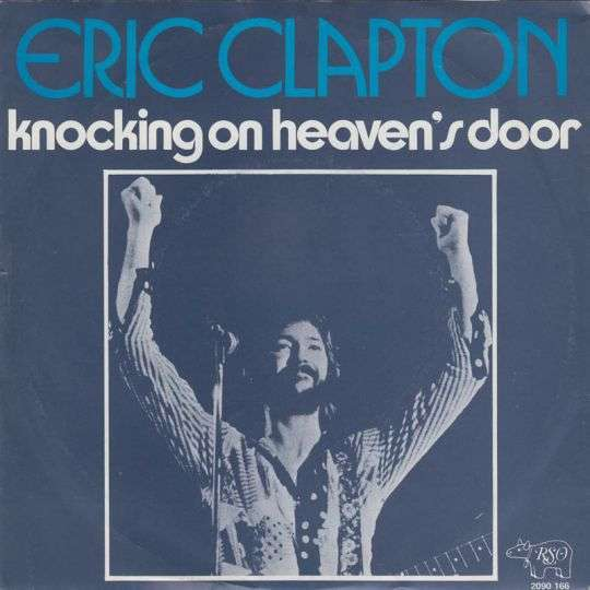 Coverafbeelding Knocking On Heaven's Door - Eric Clapton