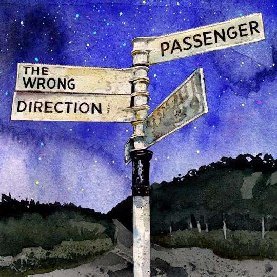 Coverafbeelding The Wrong Direction - Passenger