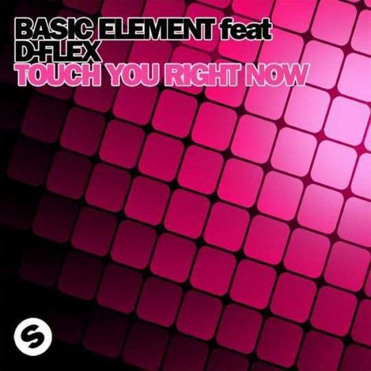 Coverafbeelding Basic Element feat D-Flex - Touch you right now