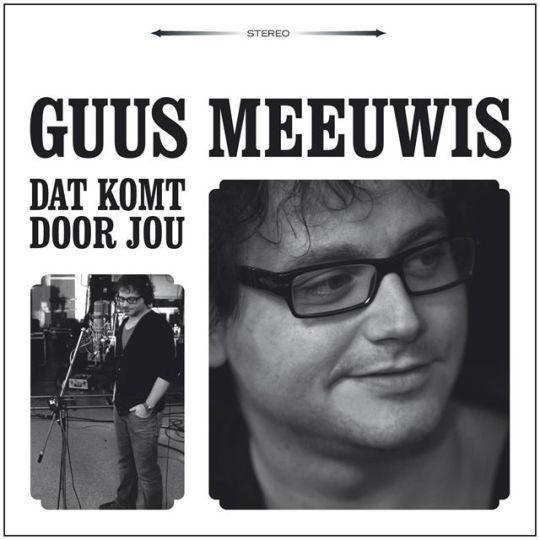 Coverafbeelding Dat Komt Door Jou - Guus Meeuwis
