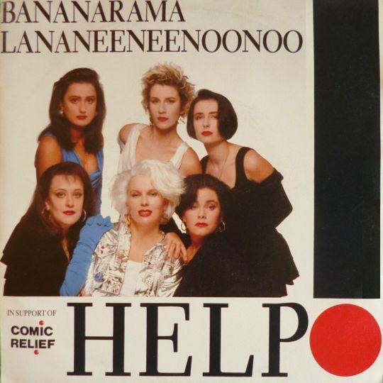 Coverafbeelding Help! - Bananarama & Lananeeneenoonoo