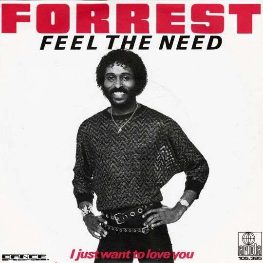Coverafbeelding Feel The Need - Forrest