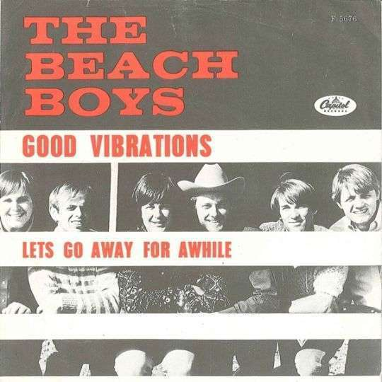 Coverafbeelding Good Vibrations - The Beach Boys