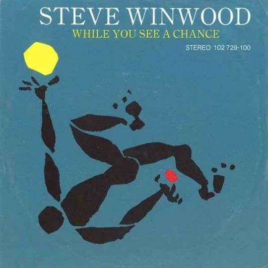 Coverafbeelding While You See A Chance - Steve Winwood