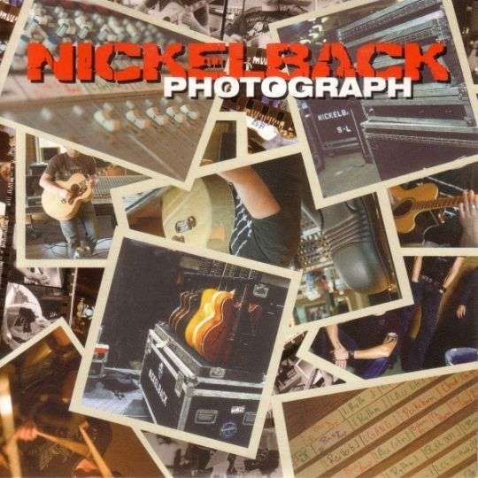 Coverafbeelding Photograph - Nickelback