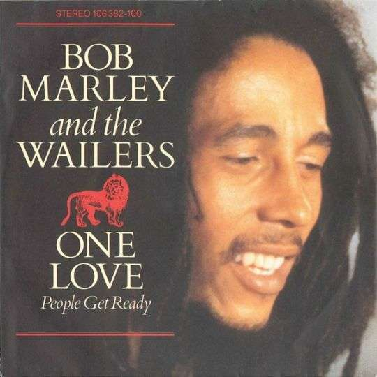 Coverafbeelding Bob Marley and The Wailers - One Love - People Get Ready