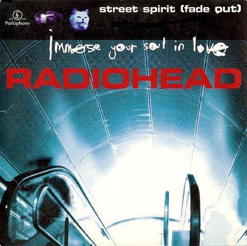 Coverafbeelding Radiohead - Street Spirit (Fade Out)