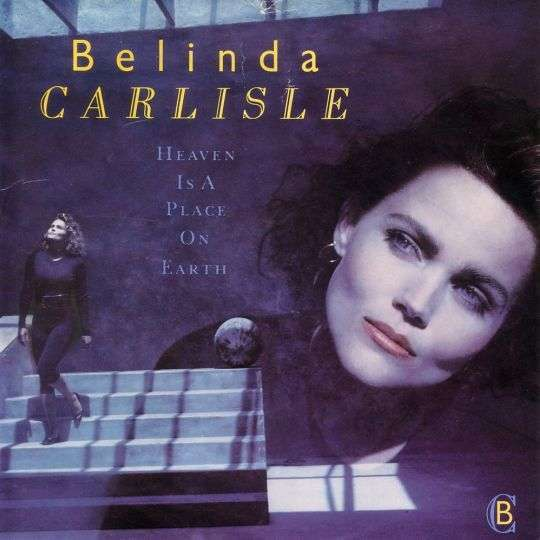 Coverafbeelding Heaven Is A Place On Earth - Belinda Carlisle