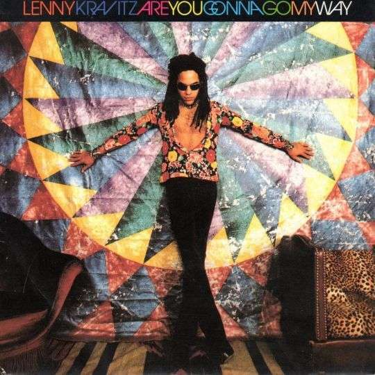 Coverafbeelding Lenny Kravitz - Are You Gonna Go My Way
