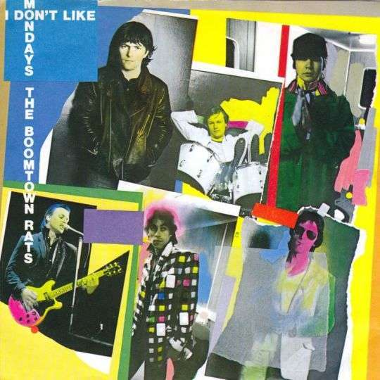 Coverafbeelding I Don't Like Mondays - The Boomtown Rats