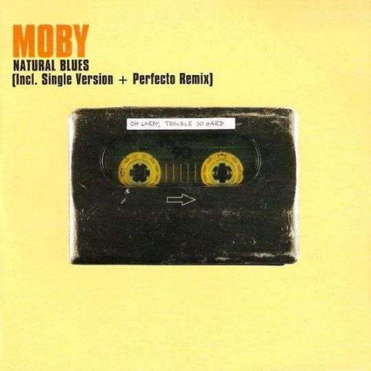 Coverafbeelding Moby - Natural Blues