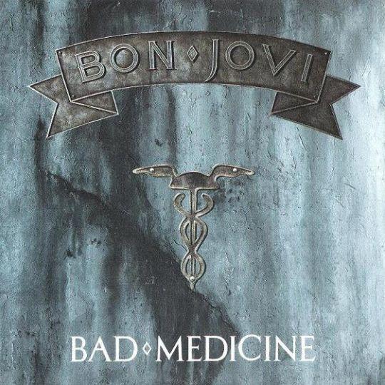 Coverafbeelding Bad Medicine - Bon Jovi