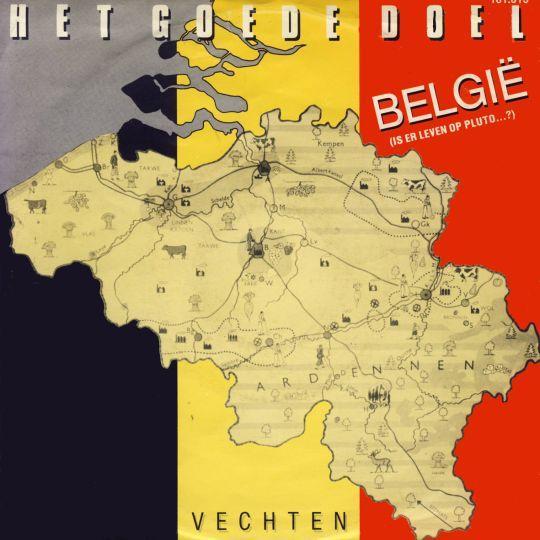 Coverafbeelding België (Is Er Leven Op Pluto...?) - Het Goede Doel