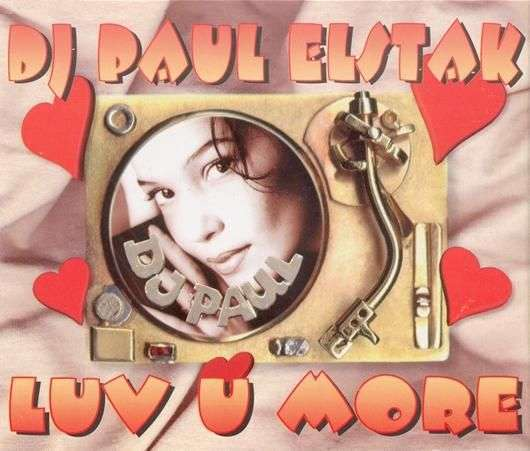 Coverafbeelding Luv U More - Dj Paul Elstak