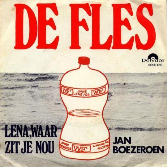 Coverafbeelding De Fles - Jan Boezeroen