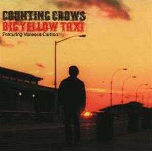 Coverafbeelding Big Yellow Taxi - Counting Crows Featuring Vanessa Carlton