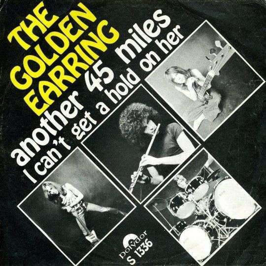 Coverafbeelding The Golden Earring - Another 45 Miles