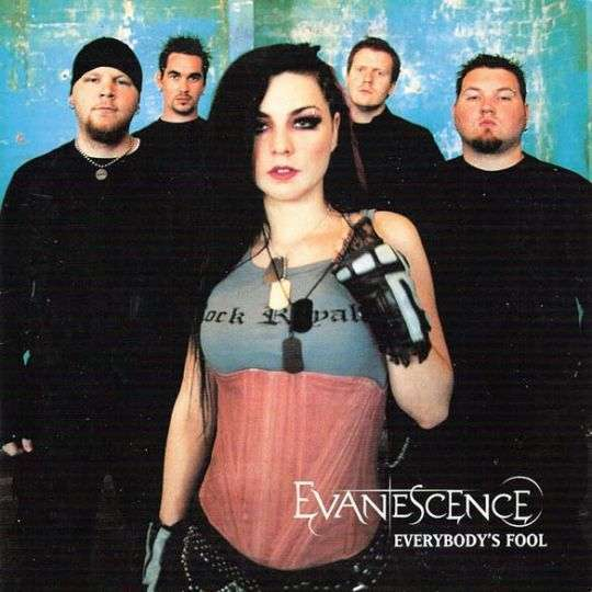 Coverafbeelding Everybody's Fool - Evanescence