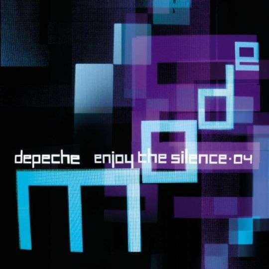 Coverafbeelding Enjoy The Silence-04 - Depeche Mode