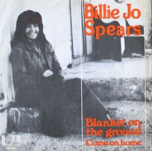 Coverafbeelding Blanket On The Ground - Billie Jo Spears