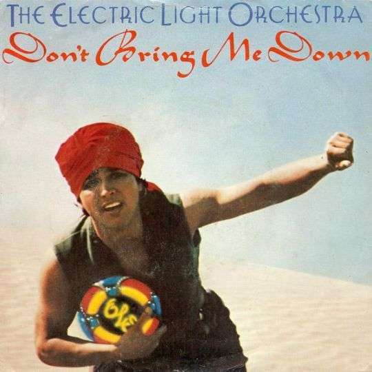 Coverafbeelding Don't Bring Me Down - The Electric Light Orchestra