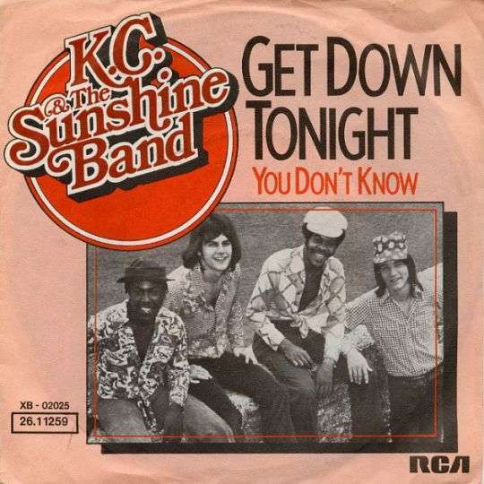 Coverafbeelding Get Down Tonight - K.c. & The Sunshine Band