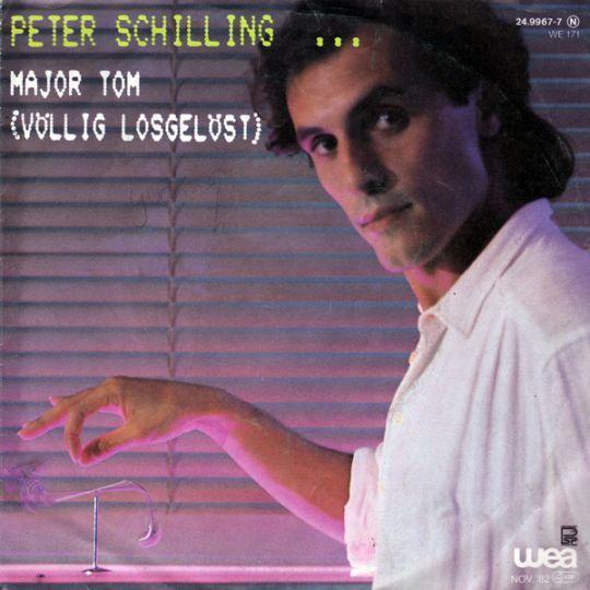 Coverafbeelding Peter Schilling - Major Tom (Völlig Losgelöst)