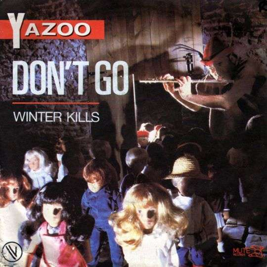 Coverafbeelding Don't Go - Yazoo