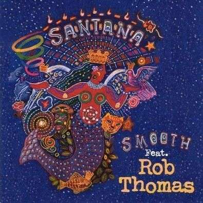 Coverafbeelding Smooth - Santana Feat. Rob Thomas