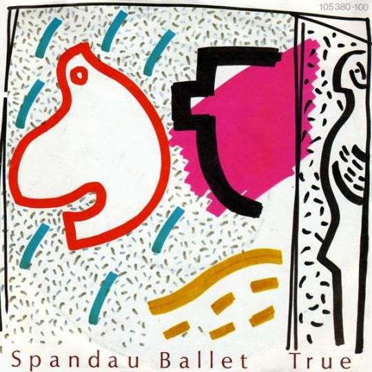 Coverafbeelding True - Spandau Ballet