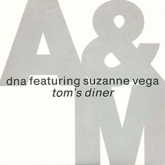 Coverafbeelding Tom's Diner - Dna Featuring Suzanne Vega