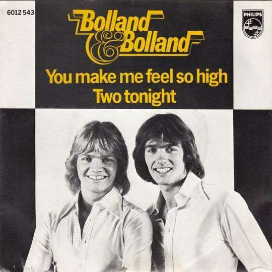 Coverafbeelding You Make Me Feel So High - Bolland & Bolland