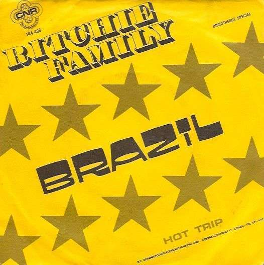 Coverafbeelding Brazil - Ritchie Family