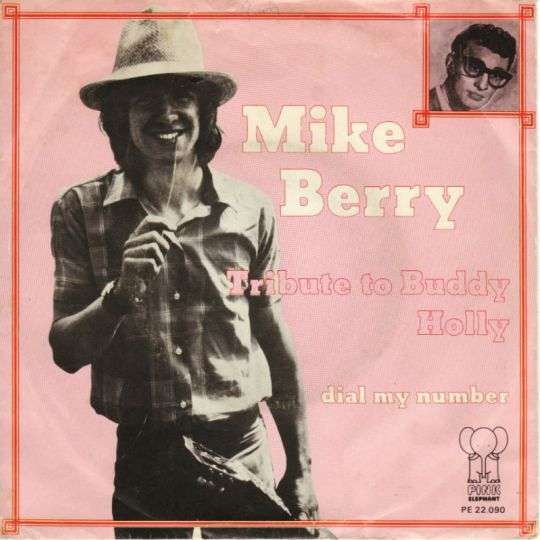 Coverafbeelding Mike Berry - Tribute To Buddy Holly