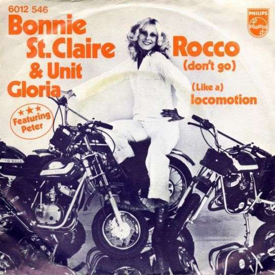 Coverafbeelding Rocco (Don't Go) - Bonnie St. Claire & Unit Gloria Featuring Peter