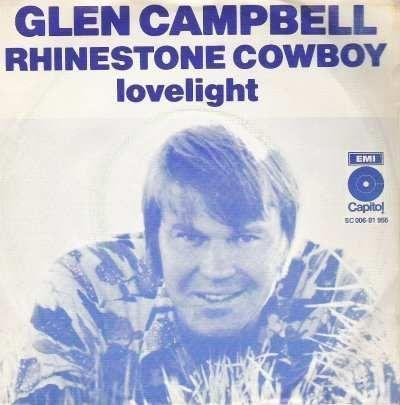Coverafbeelding Rhinestone Cowboy - Glen Campbell
