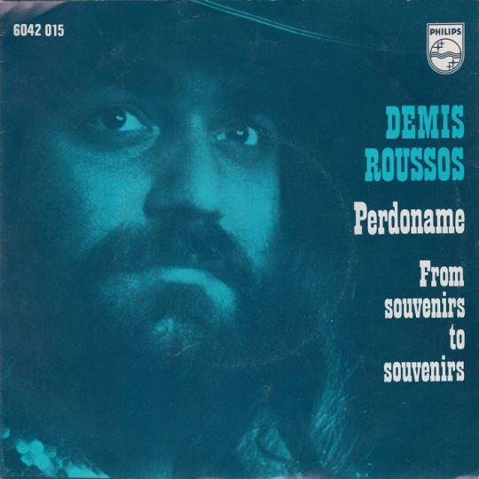 Coverafbeelding Perdoname - Demis Roussos