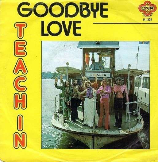 Coverafbeelding Teach In - Goodbye Love