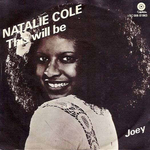 Coverafbeelding Natalie Cole - This Will Be