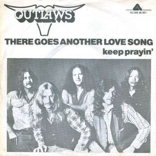Coverafbeelding Outlaws - There Goes Another Love Song
