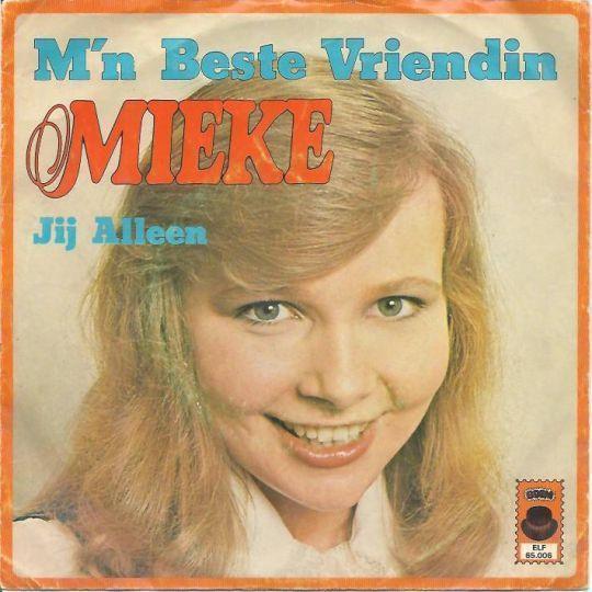 Coverafbeelding M'n Beste Vriendin - Mieke