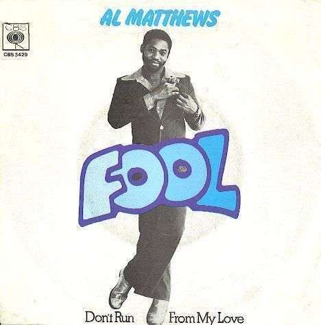 Coverafbeelding Al Matthews - Fool