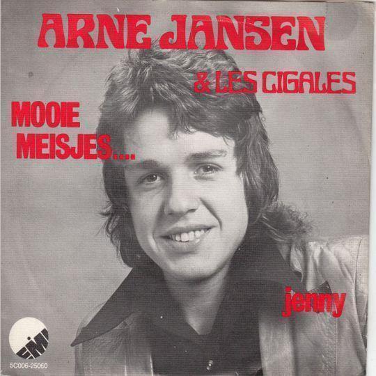 Coverafbeelding Mooie Meisjes.... - Arne Jansen & Les Cigales