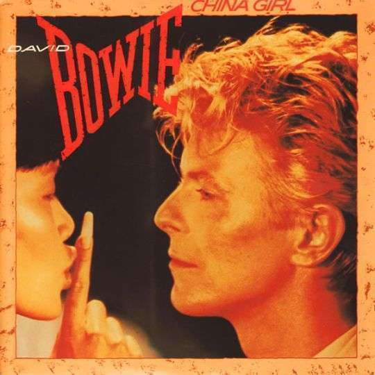Coverafbeelding China Girl - David Bowie