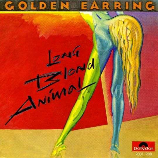 Coverafbeelding Golden Earring - Long Blond Animal